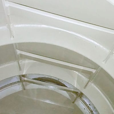 Лестница кессона Евролос